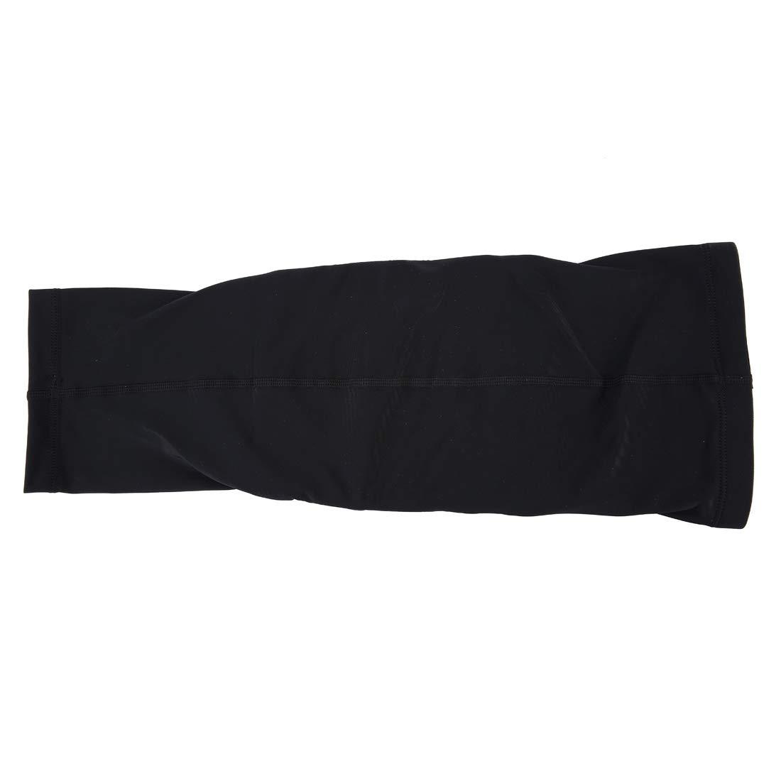 Anstorematealliance Sports&Entertainment Sports&Entertainment Factory 1 PC Beehive Shaped Sports Collision-Resistant Lycra Elastic Knee Support Guard, Long Version, Size: M(Black) (Color : Black) by Anstorematealliance (Image #2)