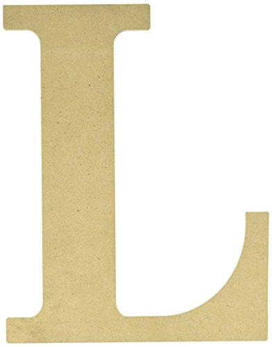 Mpi Mdf Classic Font Wood Letters