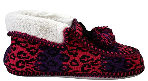 Coolers , Damen Hausschuhe pink / violett