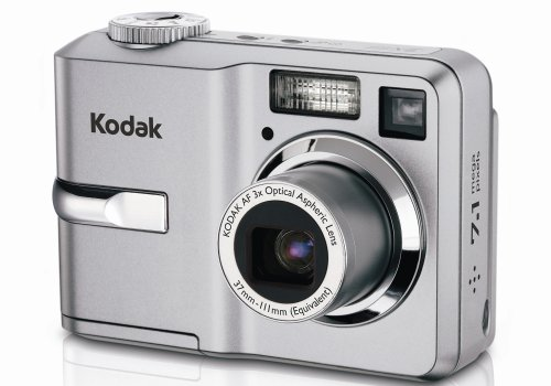 Kodak Easyshare Camera Bundle (Kodak Easyshare C743 7.1 MP Digital Camera with 3xOptical)