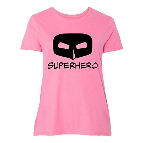 Plus Size Superhero Shirts (inktastic Superhero Dad Women's Plus Size T-Shirt 3 (22/24))