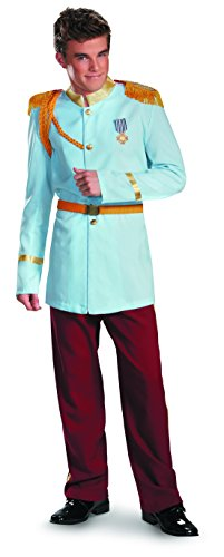 Prince Charming Costumes Snow White (DIS5969 (XL 42-46) Prince Charming Costume)