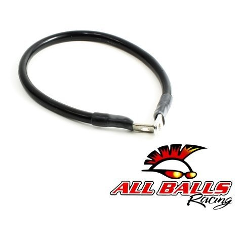 "All Balls 78-117-1 Black 17"" Battery Cable"