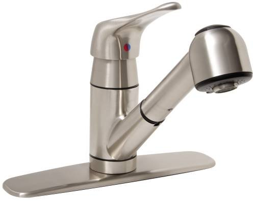 Premier FP1C4003NP-INJ2CA Sonoma Kitchen Faucet With Pull-Out And Single Handle