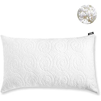 Amazon Com Panda Life Shredded Memory Foam Pillow Queen