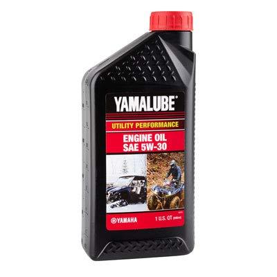 Yamalube Utility Performance 4-Stroke Oil 5W-30 32 oz.