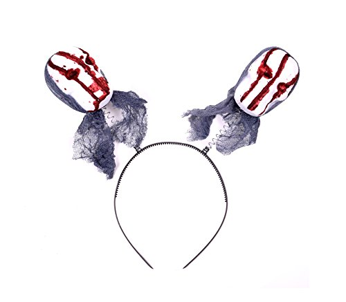Best Costume Ideas For Halloween 2016 - Costume Hair Pieces Womens Head Bands Accessory with Skull Halloween Headpieces