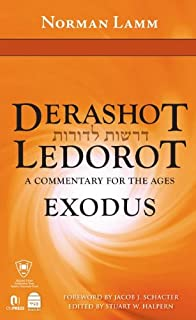 Derashot ledorot genesis a commentary for the ages genesis derashot ledorot exodus a commentary for the ages fandeluxe Image collections