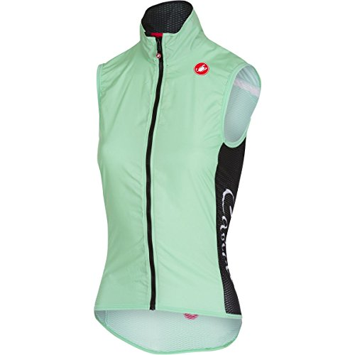 Castelli Pro Light Wind Vest - Women's Pastel Mint, M