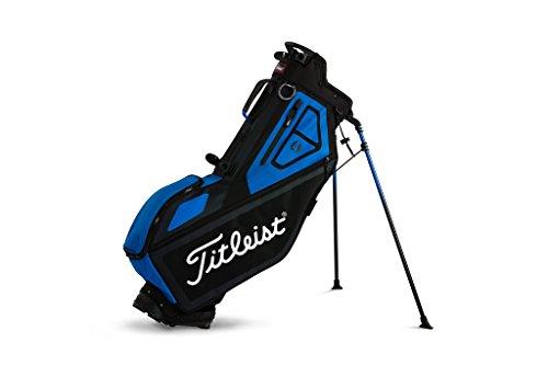 Titleist Golf Stand Bag 2018 Players 4 TB7SX1, 4-Way Top Cuff, 5 Pockets, Convertible Strap System (Titleist Stand)