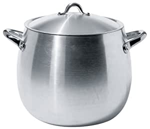 Alessi sg100 26al mami pot with lid in for Amazon alessi