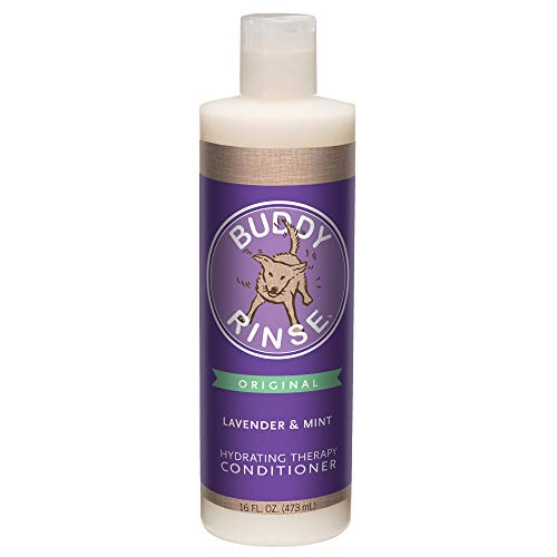 (Cloud Star Buddy Rinse Dog Conditioner- Lavender And Mint, One 16-Ounce Bottle)