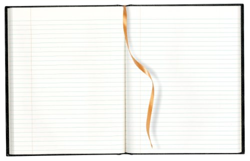 Rediform Executive Journal, Assorted Colors, Color May Vary, 11 x 8.5 Inches, 150 Pages (A10.ASX)
