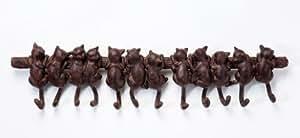 KARE Design Kare Perchero Coat Rack Shelf Cats