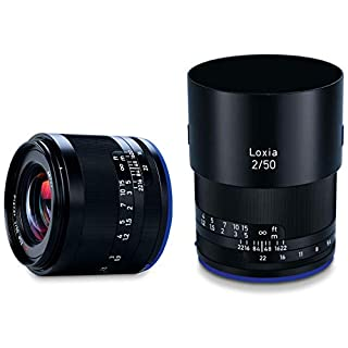 Zeiss Loxia 50mm f/2 Planar T Lens for Sony E Mount (B00NW7B68S) | Amazon price tracker / tracking, Amazon price history charts, Amazon price watches, Amazon price drop alerts