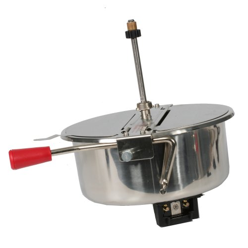 UPC 613103042107, 8 Ounce Popcorn Kettle for Great Northern Popcorn Machines Stainless Steel
