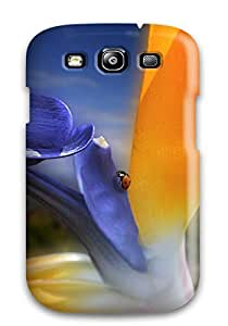 Hard Plastic Galaxy S3 Case Back Cover,hot Strange Variety Flower Case At Perfect Diy