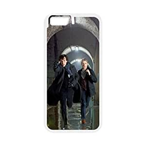 "C-EUR Customized Sherlock Pattern Hard Phone Case For iPhone 6 Plus (5.5"")"
