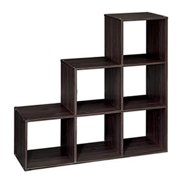 ClosetMaid 1044 Cubeicals 3-2-1 Cube Organizer, Espresso