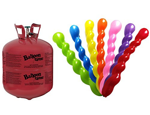 Helium Tank + 100 pieces of 40