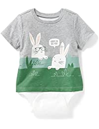 Spring Sale Irresistible Bunny 2-in-1 Bodysuit for 12-18M Baby