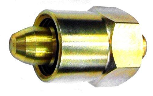 TamerX 18mm Diesel Fuel Injector Cap / Block-Off Tool for 2007-2017 Dodge/Cummins 6.7L (Individual)