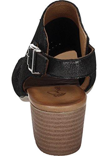 Piazza Kläder-för-sandalette Svart Svart 910.834 Till 1