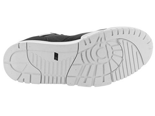 Nike Herre Luft Træner 1 Midten Sko Sort / Sort-hvid TjCawR