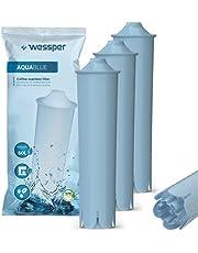 Wessper Waterfilters compatibel met Jura Claris Blue filterpatronen GIGA filter volautomatische espressomachine ENA 3 5 7 9 J9.2 J9.3 J9.4 J80 J85 Z7 Z9 One Touch, IMPRESSA A5 A9 C50 C55 F7 F8 MICRO 1 1 15 15 8…