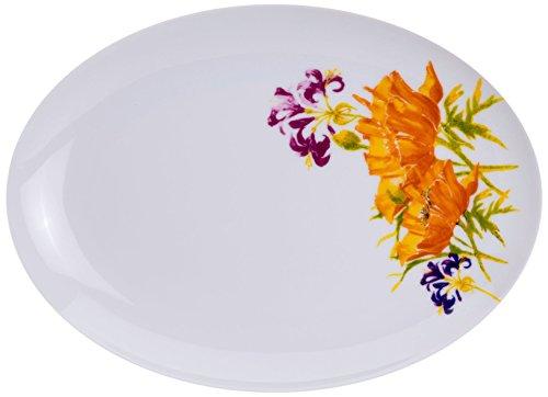 Euro Ceramica Tiger Lilly Collection 15.7
