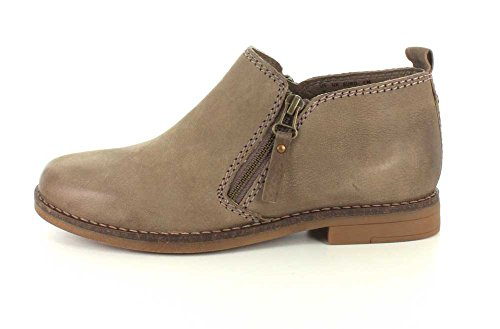 Hush Puppies Frauen Mazin Cayto Ankle Bootie Taupe Nubuk