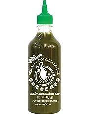 Flying Goose Green Chilli Sriracha Hot Sauce, 455 ml