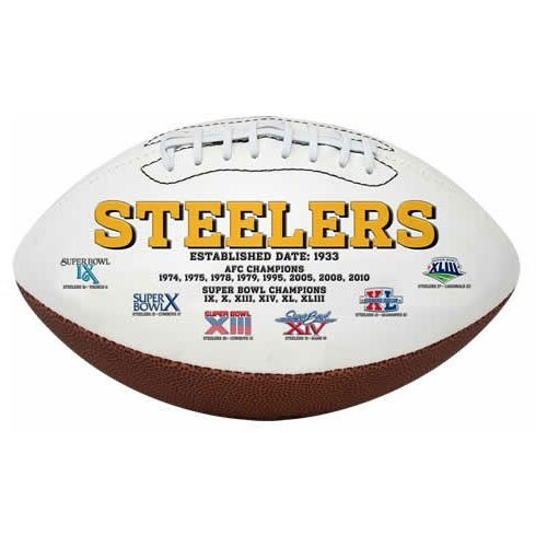 NFL Signature Series Full Regulation-Size Football (Regulation Autograph)