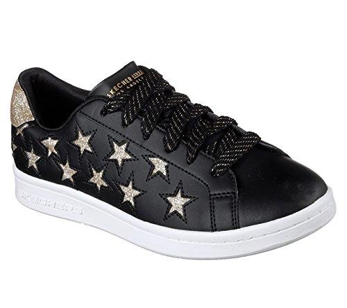 Skechers Omne Sneakers Sneakers Dames Zwart / Goud