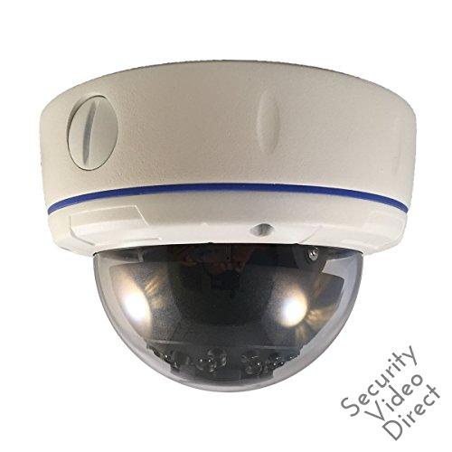 SVD 1000TVL Outdoor Dome Camera 1/3