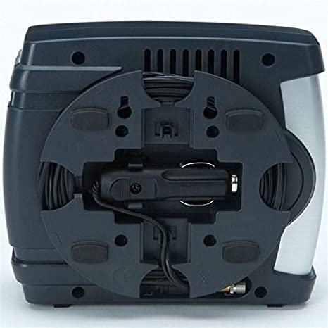 Ring Automotive Reac610 Luftkompressor Analog Ring 12 V Auto