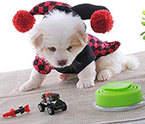 Ocamo Ropa para perros gatos, bonita mascota de Halloween de ...