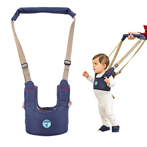 Babywalker Toddler Walking Assistant Safety Baby Walking Harness Protective Infant Walking Helper, 8-18 Months by Casa