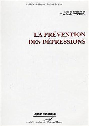Lire La prévention de dépression pdf, epub ebook