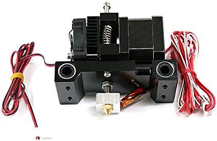 TOOGOO Extrusora A6 Cabezal de Impresora 3D Mk8 Boquilla de Hotend ...