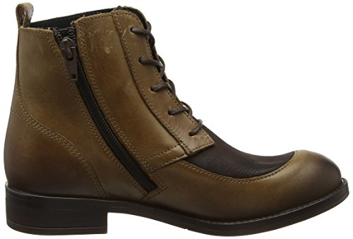 Marrón Botas Fly Mujer Chocolate para London Camel Arty077fly HXq8wx86OE