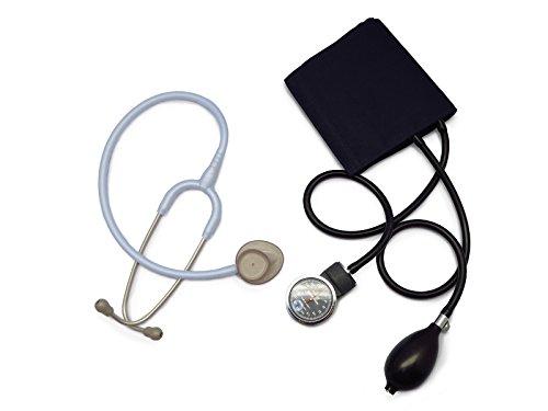 [セット]リットマン聴診器ライトウェイトⅡSE (色お選び下さい)+アネロイド血圧計 (セイルブルー 2454) B00SRAHOYA セイルブルー 2454 セイルブルー 2454