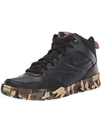 Men's Royal BB4500 HI2 Basketball Shoe Black/Camo, 10 M US