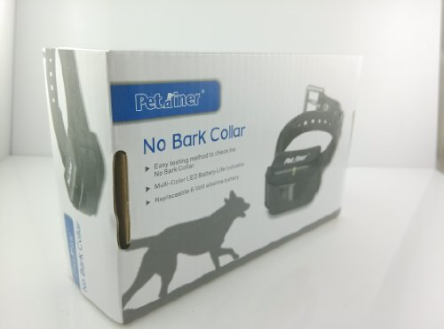 Dog Barking Control Collar