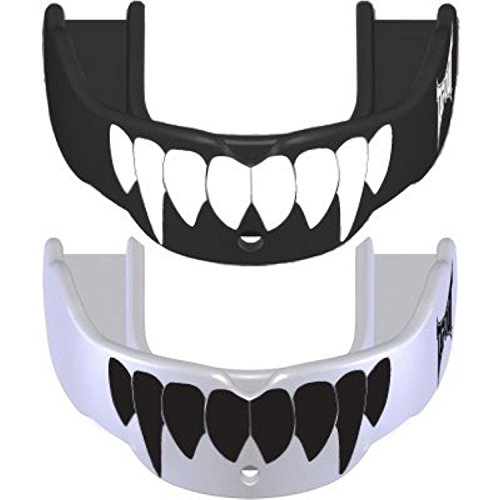 Tapout Adult Fang Signature Series Mouthguards - 2 (Signature Air Hockey)