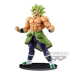 Banpresto 39945 Dragon Ball Super World Figure COLOSSEUM2 Special Broly, Multiple Colors