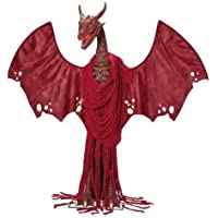 Animated Crimson Dragon