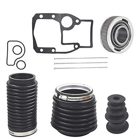 OMC Cobra /& Volvo Penta SX U Joint Bellow W// Outdrive Seal Kit 3854127 508105