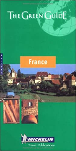 Michelin Green Guide France Michelin Green Guides French Edition Michelin Travel Publications Publications Michelin Travel 9782060000695 Amazon Com Books