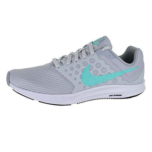 Mtlc WMNS Chaussures Wolf Dk Grey Running Grey 7 de Argent Nike Black Femme Downshifter zHdwqzA